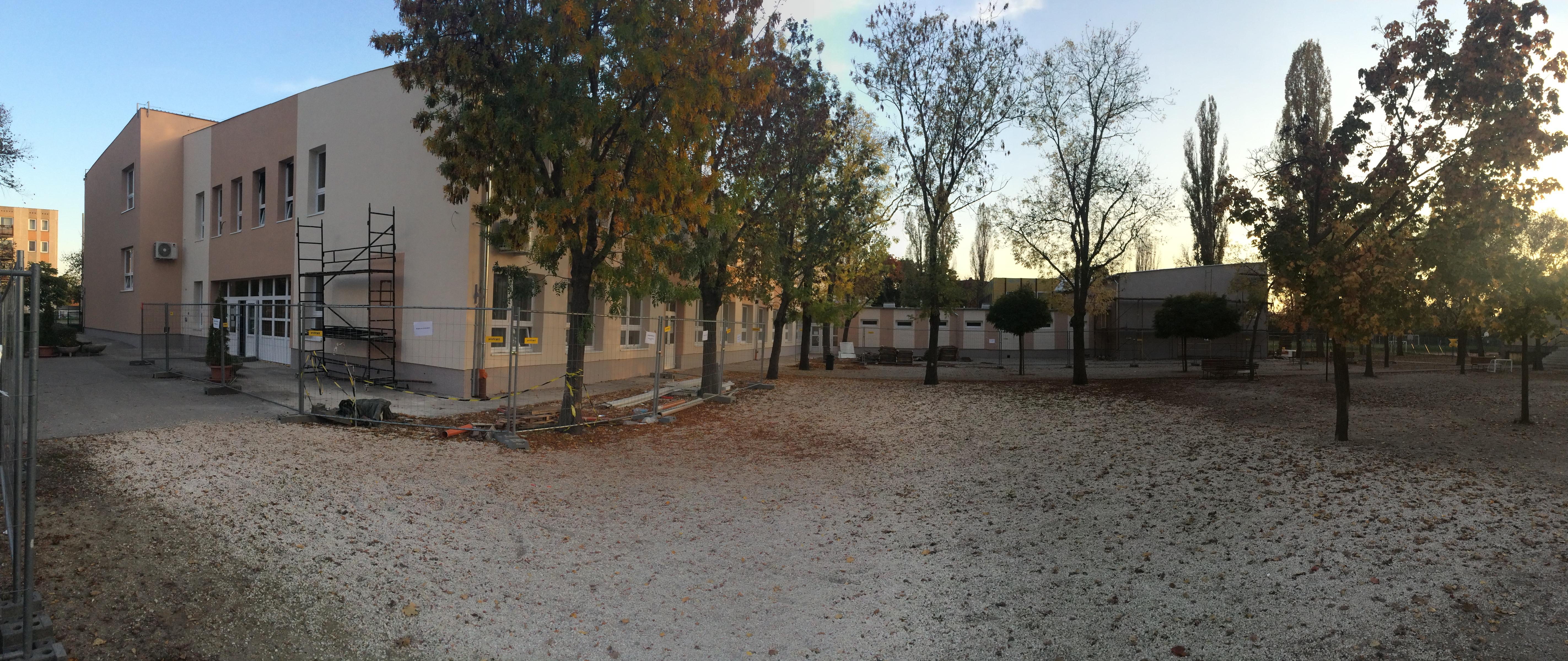 Podmaniczky János Ált iskola és  Óvoda
