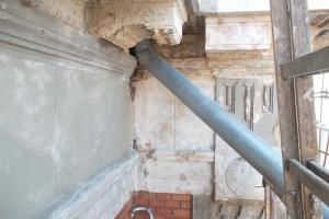 Műegyetem - Homlokzat felújítás 9