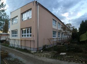 Podmaniczky János Általános Iskola - Generálkivitelezés 11