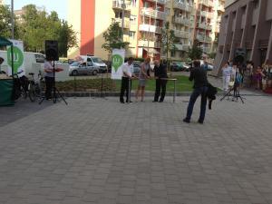 Zsókavár 2-4-6 - Parkosítás és környezetrendezés 13