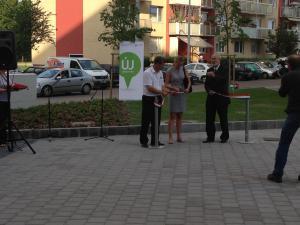 Zsókavár 2-4-6 - Parkosítás és környezetrendezés 2