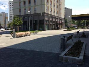 Zsókavár 2-4-6 - Parkosítás és környezetrendezés 7