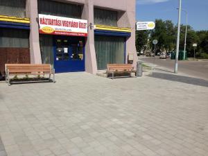 Zsókavár 2-4-6 - Parkosítás és környezetrendezés 9