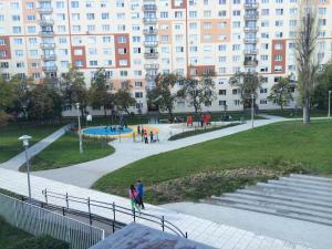 Zsókavár III ütem - Generálkivitelezés és környezetrendezés 17