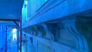 Aradi utca - Homlokzat felújítás és homlokzati nyílászáró csere 3