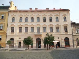Budapest – III Kerület - Fő tér 2 - Homlokzat felújítás 3
