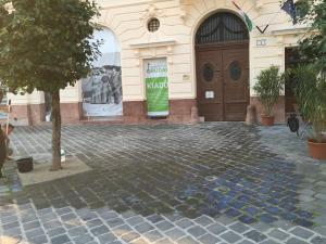 Budapest – III Kerület - Fő tér 2 - Homlokzat felújítás 4