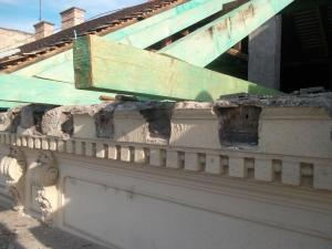 Budapest – III Kerület - Fő tér 2 - Homlokzat felújítás 8