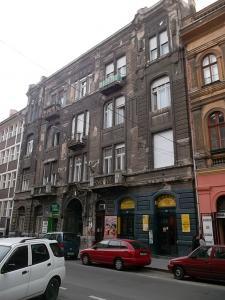 Budapest - VIII Kerület -  Somogyi Béla utca 7 - Homlokzat felújítás 14