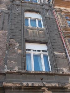 Budapest - VIII Kerület -  Somogyi Béla utca 7 - Homlokzat felújítás 17