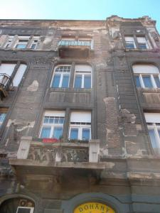 Budapest - VIII Kerület -  Somogyi Béla utca 7 - Homlokzat felújítás 19