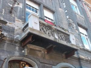 Budapest - VIII Kerület -  Somogyi Béla utca 7 - Homlokzat felújítás 21