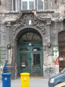 Budapest - VIII Kerület -  Somogyi Béla utca 7 - Homlokzat felújítás 15