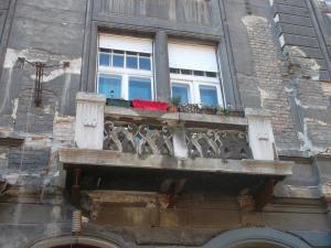 Budapest - VIII Kerület -  Somogyi Béla utca 7 - Homlokzat felújítás 20