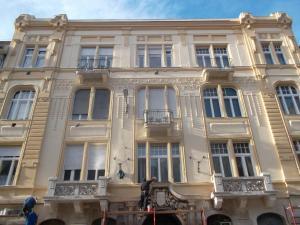 Budapest - VIII Kerület -  Somogyi Béla utca 7 - Homlokzat felújítás 7