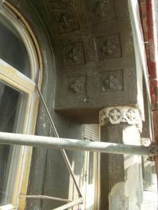 Király utca Csengery utca sarok - Penny - Homlokzat felújítás 10