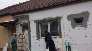Kisbér - Homlokzati felújítás és energetikai korszerűsítés 4