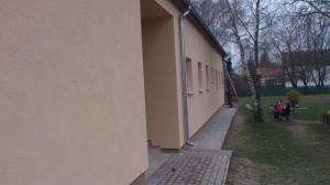 Kisbér - Homlokzati felújítás és energetikai korszerűsítés 9