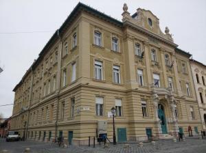 Budapest – III Kerület - Fő tér 3 - Polgármesteri Hivatal - Homlokzat felújítás 2