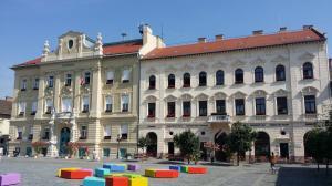 Budapest – III Kerület - Fő tér 3 - Polgármesteri Hivatal - Homlokzat felújítás 3