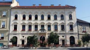 Budapest – III Kerület - Fő tér 3 - Polgármesteri Hivatal - Homlokzat felújítás 4