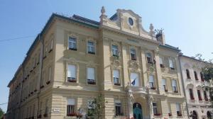 Budapest – III Kerület - Fő tér 3 - Polgármesteri Hivatal - Homlokzat felújítás 5