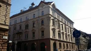 Budapest – VII Kerület - Vörösmarty utca 14 - Homlokzat felújítás 1