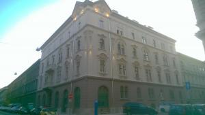 Budapest – VII Kerület - Vörösmarty utca 14 - Homlokzat felújítás 3