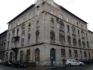 Budapest – VII Kerület - Vörösmarty utca 14 - Homlokzat felújítás 4