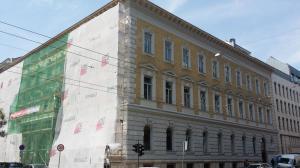 Budapest – VI Kerület - Andrássy út 70 - Irodaház - Homlokzat felújítás 4