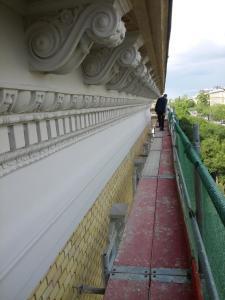Budapest – VI Kerület - Andrássy út 70 - Irodaház - Homlokzat felújítás 5
