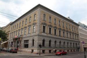 Budapest – VI Kerület - Andrássy út 70 - Irodaház - Homlokzat felújítás 8