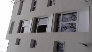 Szanatórium utca - Homlokzat felújítás 7