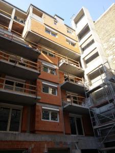 Budapest – VII Kerület – Csányi utca 9-11 - Hőszigetelés 3